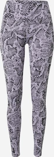 Hey Honey Workout Pants in Purple / Black, Item view