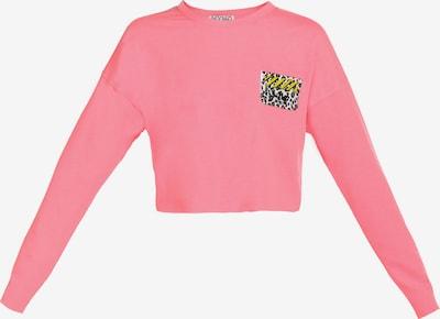 myMo ATHLSR Pullover in hellpink, Produktansicht