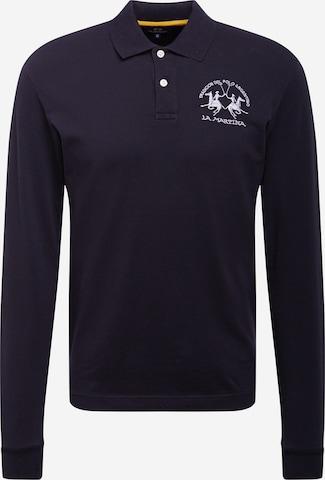 T-Shirt La Martina en noir