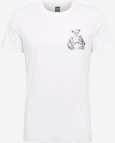 Iriedaily Shirt in schwarz / weiß, Produktansicht