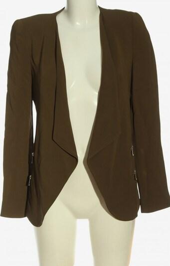 ZARA Kurz-Blazer in S in braun, Produktansicht