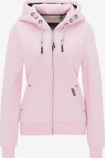Schmuddelwedda Sweatjacke in pink, Produktansicht