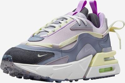 Sneaker low 'Nike Air Max Furyosa' Nike Sportswear pe gri deschis / verde deschis / lila, Vizualizare produs