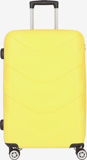 Stratic Trolley 'Arrow ' in gelb, Produktansicht