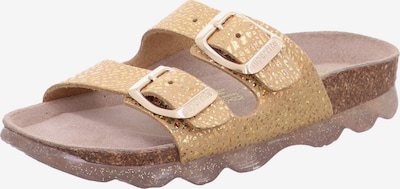 Sandale SUPERFIT pe auriu / mai multe culori, Vizualizare produs