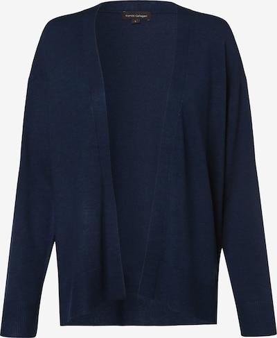 Franco Callegari Strickjacke in dunkelblau, Produktansicht