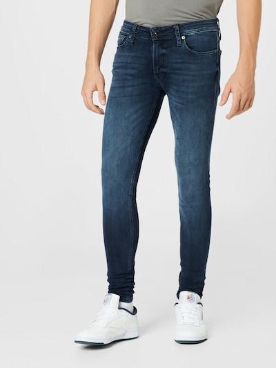 JACK & JONES Jeans 'Tom' in blue denim, Modelansicht