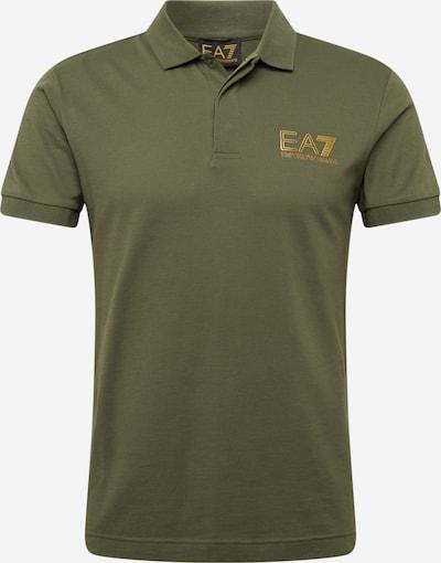 EA7 Emporio Armani T-Shirt en or / vert, Vue avec produit