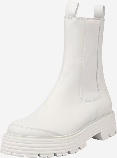 Kennel & Schmenger Chelsea Boots 'Power' en blanc, Vue avec produit