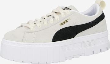 PUMA Sneakers 'Mayze' in Beige