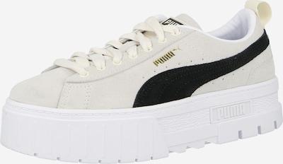 PUMA Sneaker 'Mayze' in beige / schwarz, Produktansicht