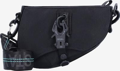 George Gina & Lucy Umhängetasche 'Shooter' in schwarz, Produktansicht