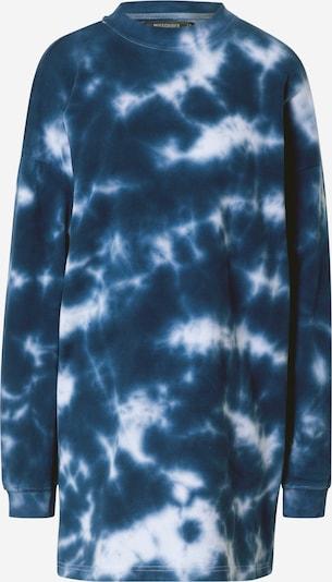Missguided Рокля Oversize в нейви синьо / бяло, Преглед на продукта