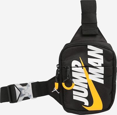 Jordan Mochila en amarillo / negro / blanco, Vista del producto