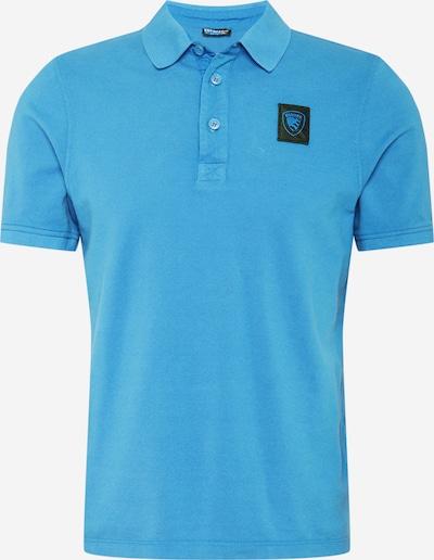 Blauer.USA Tričko - světlemodrá / černá, Produkt