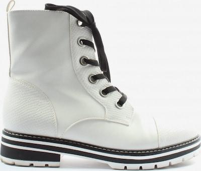CATWALK Schnür-Stiefeletten in 41 in schwarz / weiß, Produktansicht