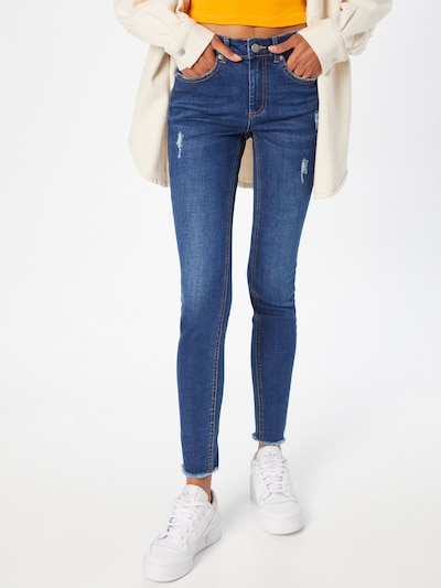 ABOUT YOU Jeans 'Fee' in blue denim, Modelansicht