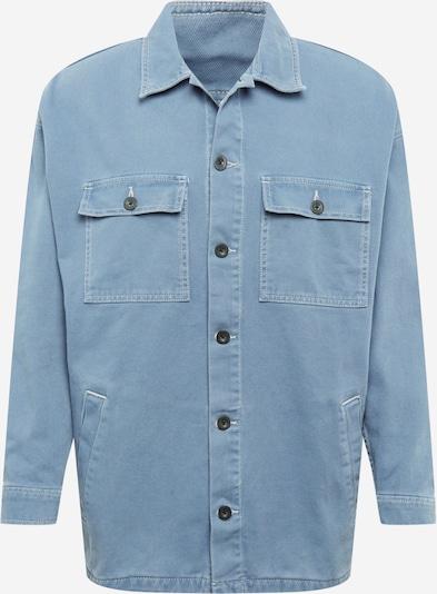 Dr. Denim Skjorta i rökblå, Produktvy