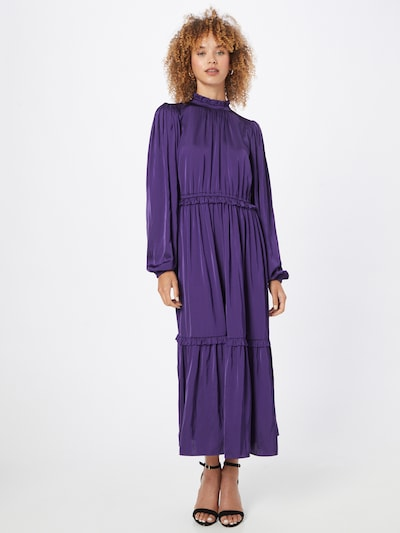 Rochie tip bluză 'Kasandi' HUGO pe mov închis, Vizualizare model