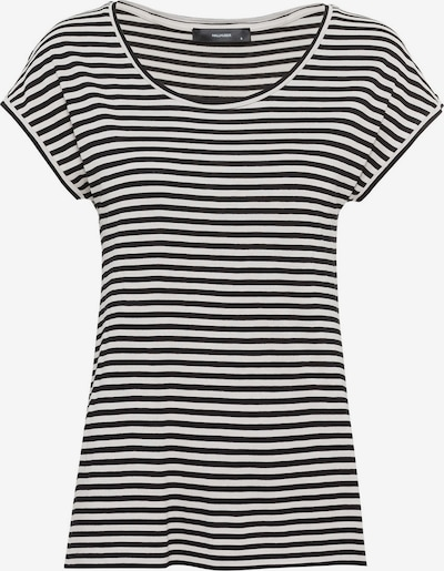 HALLHUBER Shirt in schwarz / weiß, Produktansicht