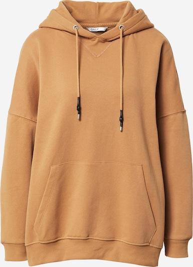 ONLY Sweatshirt in braun, Produktansicht