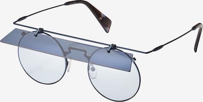 Yohji Yamamoto Eyewear Sonnenbrille 'YY7037-697' in blau, Produktansicht