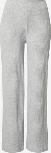 ONLY Pantalon 'NELLA' en gris clair, Vue avec produit