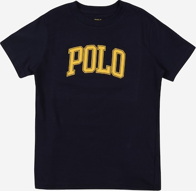 Polo Ralph Lauren T-Shirt in navy / gelb, Produktansicht
