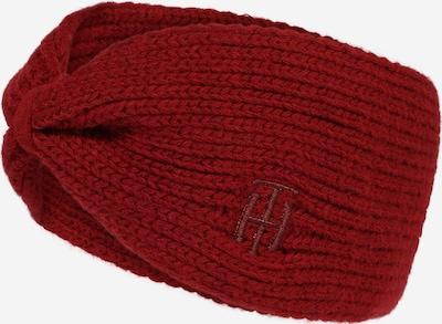 TOMMY HILFIGER Galvas lente, krāsa - tumši sarkans, Preces skats