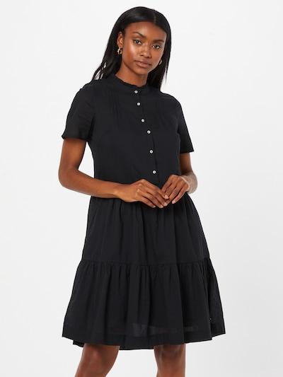 TOMMY HILFIGER Košeľové šaty - čierna, Model/-ka