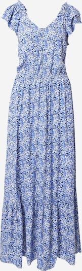 Claire Kleid in blau / hellblau / weiß, Produktansicht