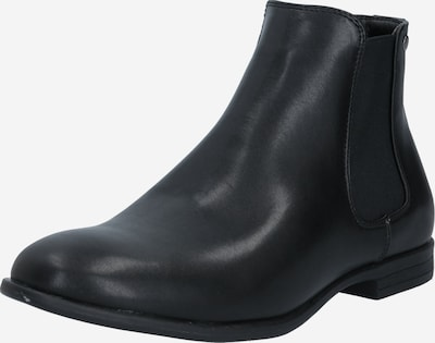 JACK & JONES Chelsea Boots en noir, Vue avec produit