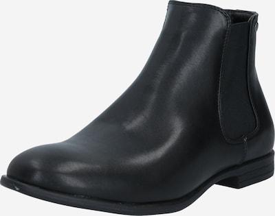 JACK & JONES Chelsea Boots in schwarz, Produktansicht