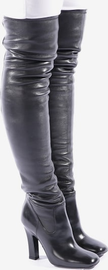 YVES SAINT LAURENT Dress Boots in 36,5 in Black, Item view