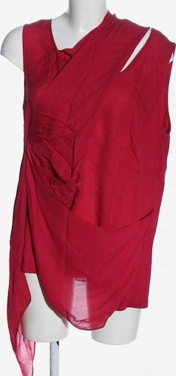 LAUREL ärmellose Bluse in XL in rot, Produktansicht