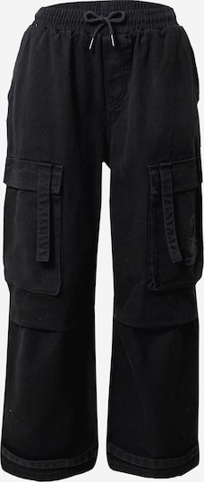 VIERVIER Cargo trousers 'Lea' in black, Item view