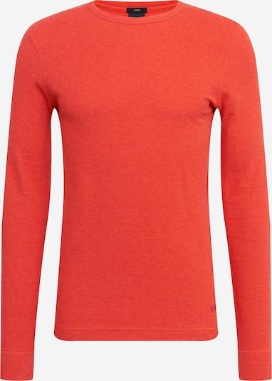 BOSS Shirt 'Tempflash' in dunkelorange, Produktansicht