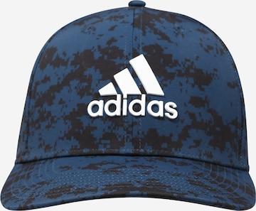 adidas Golf Sportcap i blå