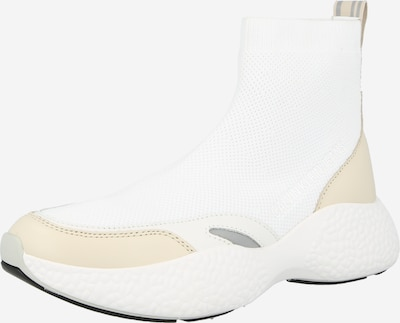 Calvin Klein Jeans Slip on boty - béžová / bílá, Produkt