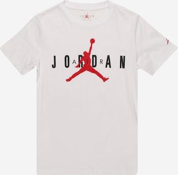 T-Shirt Jordan en blanc