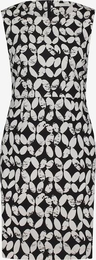 Betty & Co Robe fourreau en noir / blanc, Vue avec produit