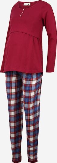 JoJo Maman Bébé Pyjamas i beige / røgblå / himmelblå / blandingsfarvet / rødmeleret, Produktvisning