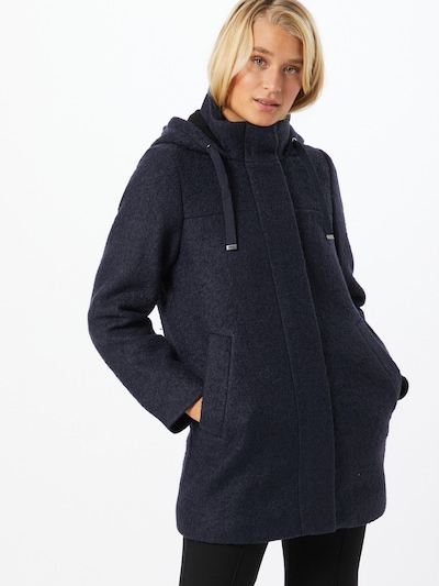 kék EDC BY ESPRIT Átmeneti kabátok, Modell nézet