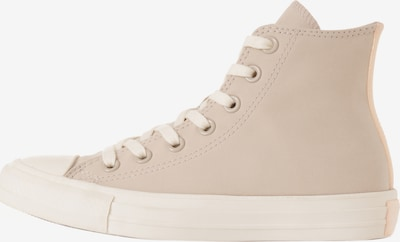 CONVERSE Sneakers hoog 'Chuck Taylor All Star' in de kleur Greige / Perzik, Productweergave