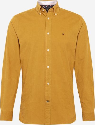 TOMMY HILFIGER Hemd 'FLEX' in gelb, Produktansicht