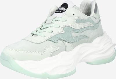Sneaker bassa 'EYZA P' Buffalo London di colore menta / verde pastello / nero / bianco, Visualizzazione prodotti