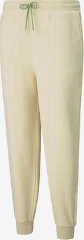 Pantalon de sport 'Infuse' PUMA en beige