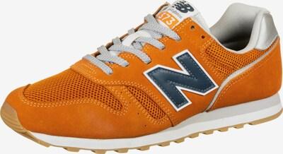 new balance Sneaker  ' 373 ' in blau / orange / silber, Produktansicht