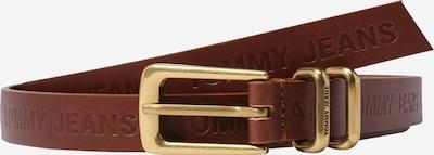 Diržas iš Tommy Jeans , spalva - ruda (konjako), Prekių apžvalga