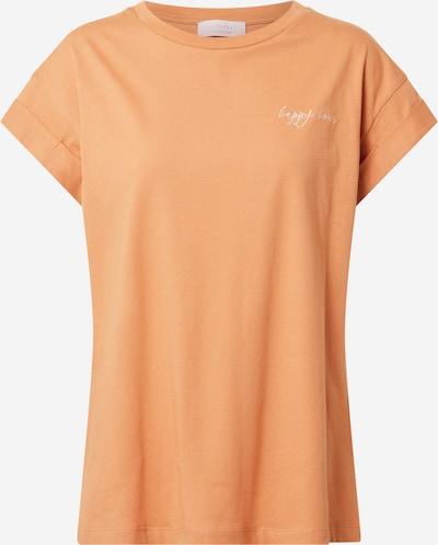Marškinėliai iš Rich & Royal , spalva - šviesiai oranžinė / balta, Prekių apžvalga
